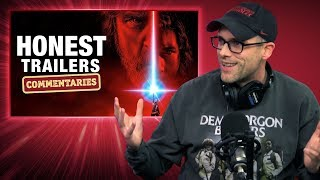 Honest Trailers Commentary - Star Wars: The Last Jedi