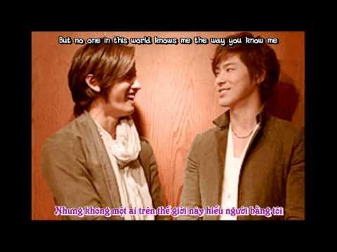 Hate that I love you - Homin/Minho couple