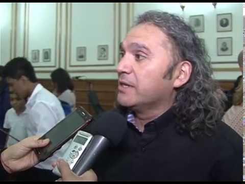 Chucu Rodríguez - Orquesta Pu Kara de Río Turbio en Casa de Gobierno
