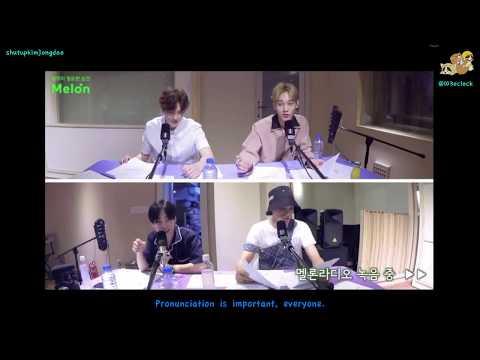 [ENG SUB] 170718 EXO Melon Radio Star DJ Ep. 1 ft. KimBros