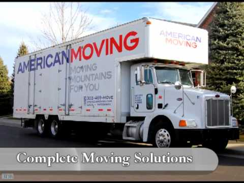 American Moving Denver Boulder Vail Movers