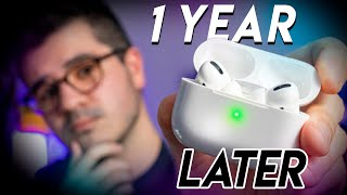 AirPods Pro 1 Year Later Review 🔥 Still worth it in 2021? OR wait for AirPods 2?