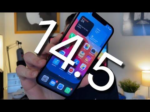QUANDO ARRIVA iOS 14.5?