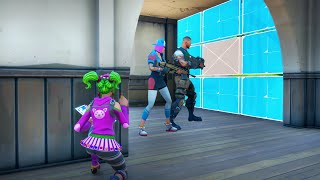 10 minutes of the BEST 200 IQ PLAYS I've ever seen in Fortnite