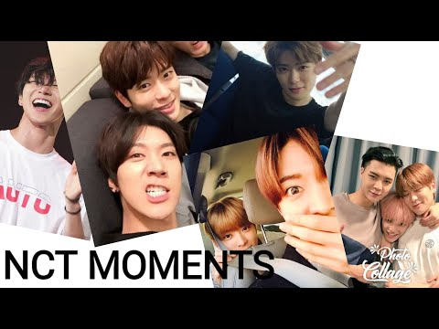 CUTE & FUNNY NCT MOMENTS 2018