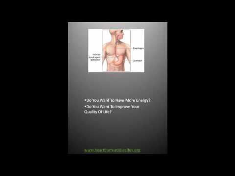 Heartburn Lung Problems