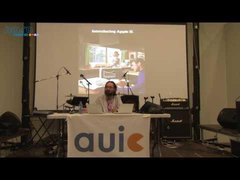 """RetroMadrid 2018 - Conferencia """"Lo que siempre quisiste saber del Apple II"""""""