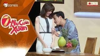 Hài 2018 - Nàng dâu đảm: Hari Won, Tiến Luật, Trường Giang   7 Nụ Cười Xuân   Tập 2 (28/1/2018)