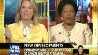 "Greta w/ Sheila Jackson-Lee: ""You're Not Listening - Again!"""