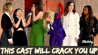 Ocean's 8 Bloopers and Funny Moments(Part-1) - Try Not To Laugh 2018
