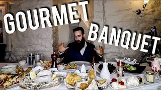 The Millionaire Mukbang (The UK's Only Gourmet Food Challenge) | BeardMeatsFood