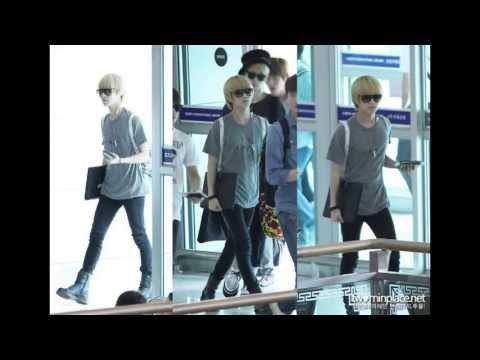 SHINee 샤이니 Airport Fashion