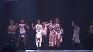 2NE1 - 'I DON'T CARE' + 'GO AWAY' LIVE PERFORMANCES
