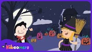 Halloween Freeze Dance for Children | Freeze Dance Music That Stops | Dance Songs for Kids