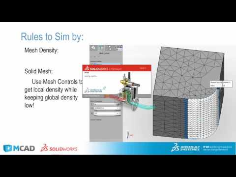Simulation Webinar: Rules to Sim By