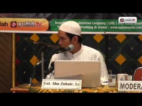 Mengenal Syiah - Ustadz Abuz Zubair Al-Hawary, Lc.