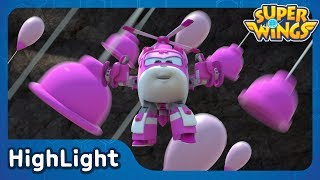 Pirate Booty | SuperWings Highlight | S1 EP41