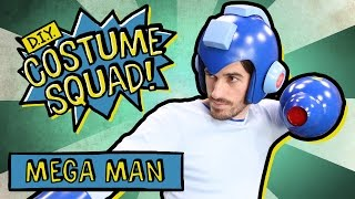 Make Your Own Mega Man Suit - DIY Costume Squad