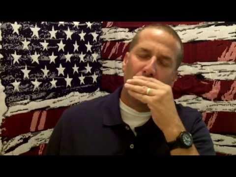 Mark Blackwood, Harmonica, Star Spangled Banner, National Anthem