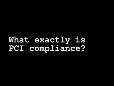 Payment Basics: PCI Compliance