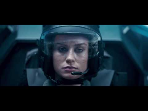 Captain Marvel - Official Teaser Trailer - Hindi