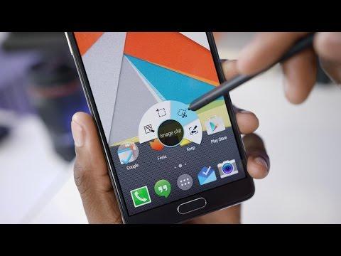 Baixar Samsung Galaxy Note 4 Review!