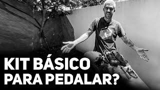 Bikers Rio Pardo | Vídeos | kit básico para pedalar, o que levar?