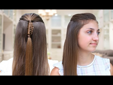 How to Create a Reverse Chinese Ladder Braid | Cute Hair Tutorials