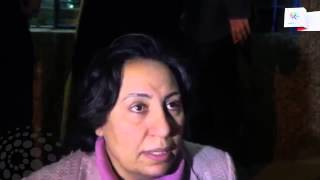 دوت مصر  عضو التحالف الشعبي تكشف هوية منقذ شيماء الصباغ