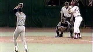 Eric Davis HR Lifts Reds Over Dodgers 1987