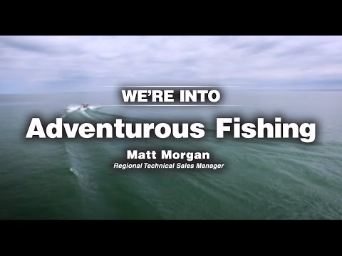 A Company of Enthusiasts: We're Into Adventurous Fishing