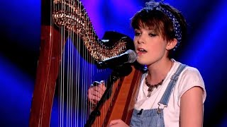 Anna McLuckie performs 'Get Lucky' by Daft Punk | The Voice UK - BBC