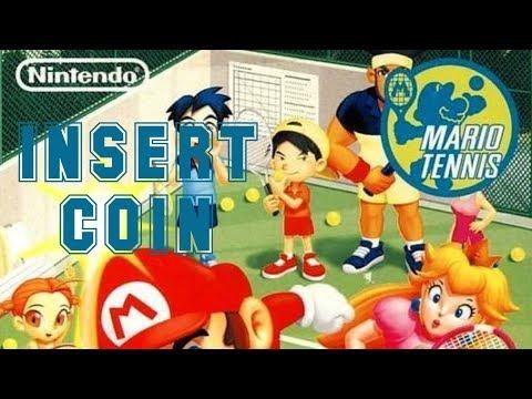 Mario Tennis (2000) - Game Boy Color - Exhibition Game