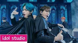 BTS(방탄소년단) - Dionysus (디오니소스)  (교차편집 stage mix)