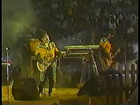 BRONCO - Botas y Sombrero En Vivo En La Plaza Mexico 1994