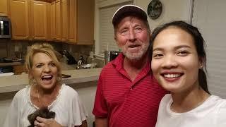 #49: Bố mẹ chồng mình trở về Mỹ rồi đâyyyyy