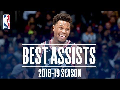 Kyle Lowry's Best Assists | 2018-19 Season | #NBAAssistWeek