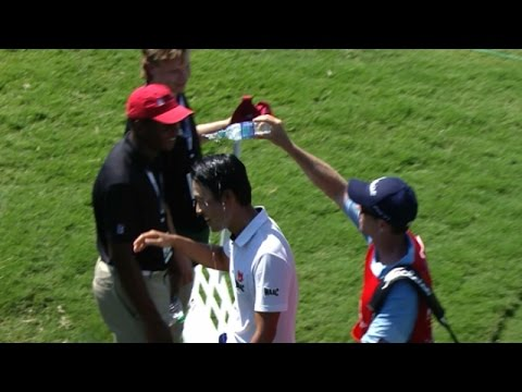 Kevin Na unofficially sets fastest round at the TOUR Championship