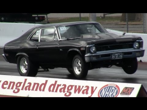 1970 Chevy Nova Drag Race 10 28 129 Mph Mod 942 New