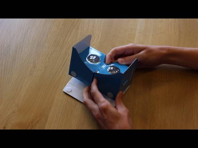 Belsimpel-productvideo voor de Belsimpel.nl VR-bril