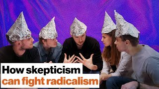 How skepticism can fight radicalism, conspiracy theorists, and Holocaust deniers | Michael Shermer