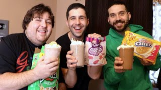 WHO MAKES THE BEST MILKSHAKE CHALLENGE?!