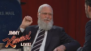 David Letterman on New Netflix Show