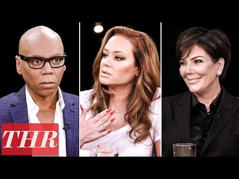 THR Full Reality Roundtable: Leah Remini, Kris Jenner, RuPaul & More!