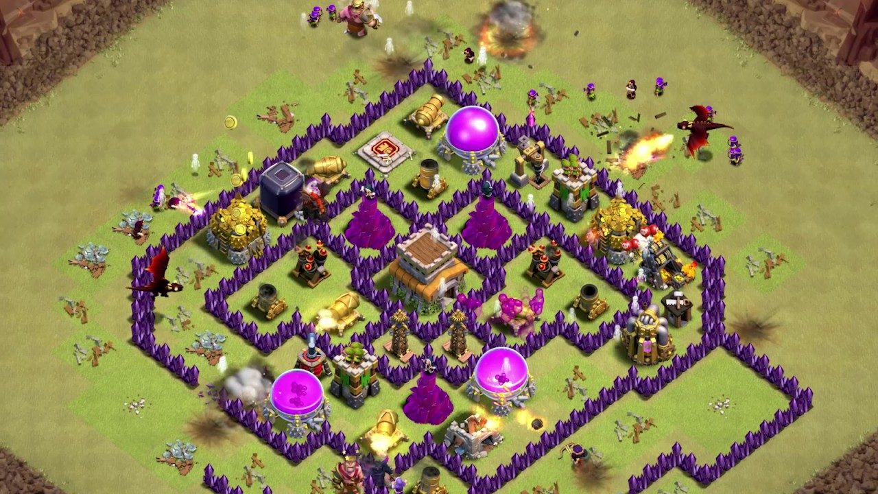 Main Clash of Clans on PC 2