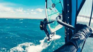 Windsurf extremo do Pacífico ao Atlântico   Diogo Guerreiro