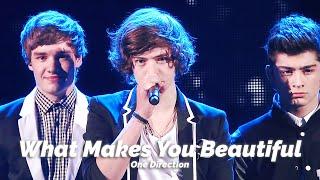 [한글자막] 원디렉션 What Makes You Beautiful 라이브 (@2012 Kids' Choice Awards)