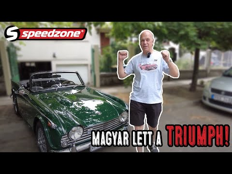Speedzone vasárnapi Csik: Magyar lett a Triumph!