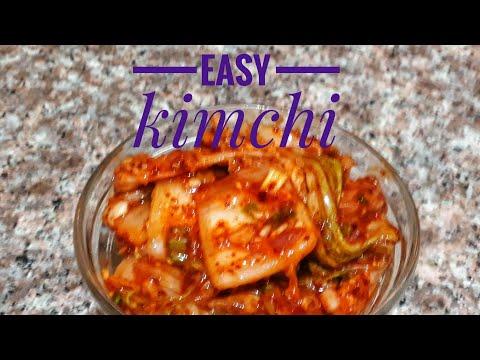 Kimchi Filipino style