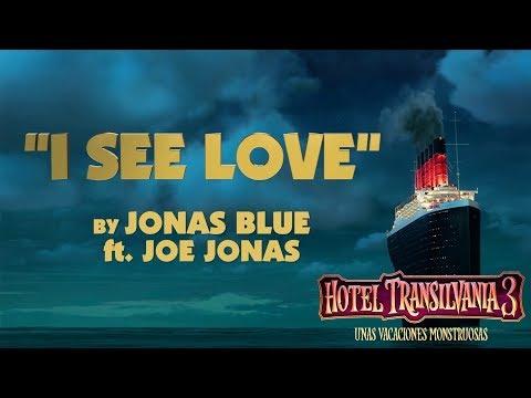 "HOTEL TRANSILVANIA 3. ""I see love"". En cines 13 julio."